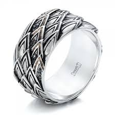 custom mens wedding bands this is how custom mens wedding ring will look like in 10