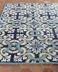 3 X 5 Indoor Outdoor Rugs New 3 X 5 Outdoor Rug Floral Tile Indoor Outdoor Rug 3 X 5 Outdoor