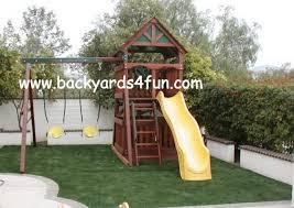 Backyard Adventure Playset by Backyard Playsets Backyard