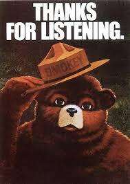 Smokey The Bear Meme - smokey the bear quotes best quote 2018