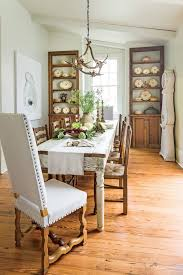Best Dining Rooms Images On Pinterest Beautiful Homes - Stylish kitchen tables