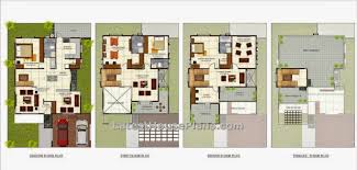 2400 square foot house plans square feete plans india in sq ft duplex indian foot 2400 feet