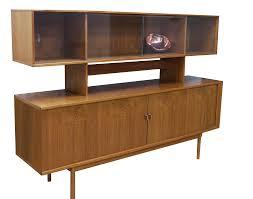 file cabinet divider bars furniture mid century danish modern teak hutch room divider bar