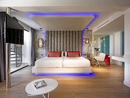 chambre rock rock suite platinium rock hotel ibiza a partir de 310