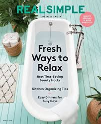 real simple magazine covers real real simple magazine ti media solutions inc kindle