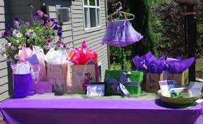 purple baby shower decorations 35 baby shower themes for table decorating ideas