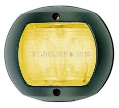 perko led navigation lights led navigation light for vertical mount towing light yellow