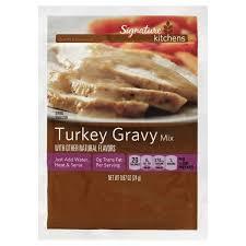turkey gravy mix signature kitchens turkey gravy mix from safeway instacart