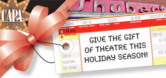 shubert theatre shubert gift certificates