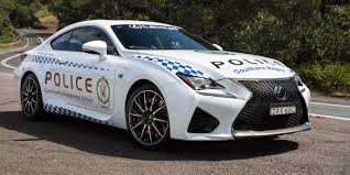 lexus rcf sedan lexus rc f coupe joins new south wales police fleet photos 1 of 4
