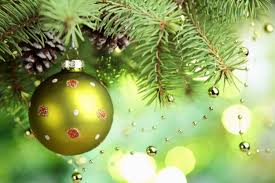 Christmas Tree Balls Wallpapers Christmas New Year Tree Balls Branches Conifer 5000x3330