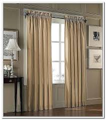 Installing Curtain Rod How To Hang Curtain Rod Proportionfit Info