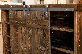How To Make Cabinet Doors From Plywood How To Make A Standard Door Into Barn Plywood Sliding Track