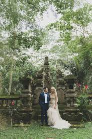 wedding dress di bali garden party wedding in bali ruffled