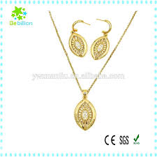 new necklace set images New elegant design gold necklace jewelry diffuser indian style jpg