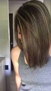 long bob hairstyles with low lights carmel highlights ash brown low lights long bob pinteres