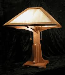Arts And Crafts Desk Lamp Arts And Crafts Lamp