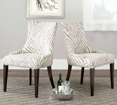 Striped Dining Room Chairs Awesome Zebra Print Dining Room Chairs Pictures Rugoingmyway Us