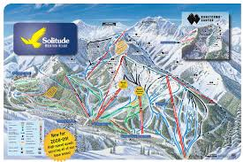 Utah Map Usa by Ski Resort Map Ski Resort Map Winter Park Ski Holidays Usa In