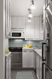 small kitchen ideas no window before after bright and tiny studio kitchen small