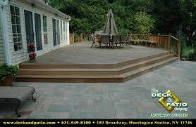 Composite Patio Pavers by Decks