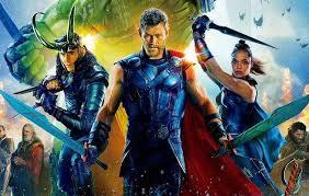 Thor Ragnarok New Thor Ragnarok International Trailer Poster Released