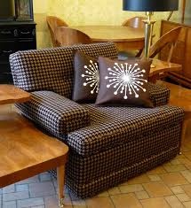 Wingback Chairs Leather Bathroom Tufted Wingback Chairs And Houndstooth Chair