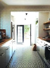cuisine carreau ciment carreau de ciment mural cuisine cracdence cuisine en carreaux de