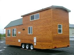 rich the cabin man u0027s extra long tiny house on wheels