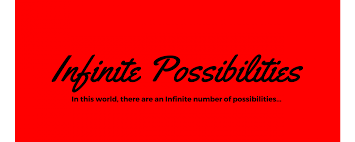 infinite possibilities infinite possibilities we are a channel that does gaming