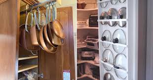 how to organise a kitchen without cabinets 51 kitchen organization ideas hacks that save space