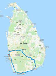 Map Writer Reading Sri Lanka 2018
