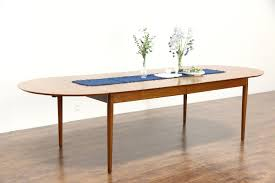 dining tables mid century extending dining table vintage danish