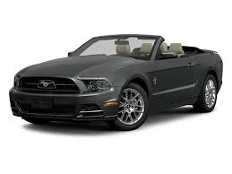 Black Mustang 2013 2013 Ford Mustang Values Nadaguides