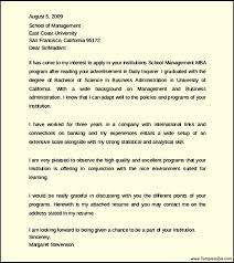 cover letter mba estate manager cover letter 14 tips for a good