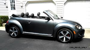 vw volkswagen beetle road test review 2014 volkswagen beetle r line convertible