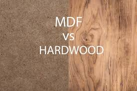 is mdf better than solid wood why choose hardwood moulding mdf