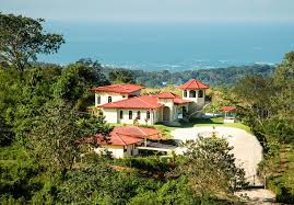 0 6 acres 6 bedroom ocean view home with pool in gated community