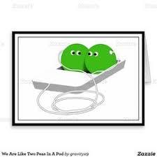 Two Peas In A Pod Ornament We Are Like Two Peas In A Pod Ceramic Ornament Gravityx9