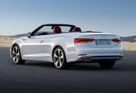 convertible audi audi a5 u0026 s5 cabriolet 2017 specs u0026 price cars co za