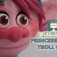 how to make a poppy troll cake u2013 popular flicking