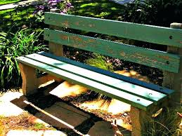garden bench ideas old park bench ac garden potting bench plans
