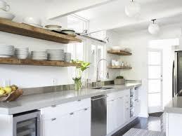 floating shelves kitchen home design ideas