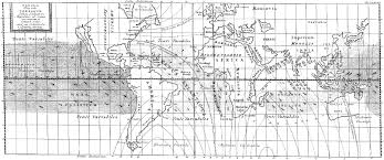 Declination Map File 1701 E Halley World Chart Of The Equal Declination Jpg
