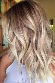 coupe de cheveux blond ombré hair 2017 obtenez le modèle qui vous va grace à cette