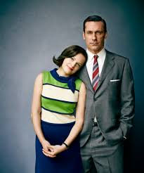 moss and jeff lipsky photographs mad men elisabeth moss and jon