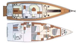 Yacht Floor Plan by Luxury Charter Yacht Mojeka Moody Sailing Yacht 2014