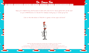 cat in the hat writing paper technology rocks seriously dr seuss fun click here to go to the dr seuss fun website and find even more dr seuss fun