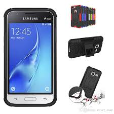 Samsung Galaxy Rugged Cool For Samsung Galaxy J1 Mini Rugged Rubber Back Cover For