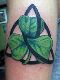 50 shamrock tattoo designs for men ireland ink ideas